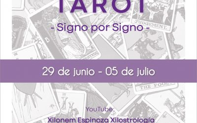 Tarot Signo por Signo: Semana del 29Jun al 05Jul
